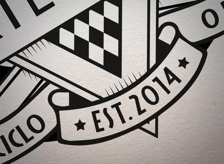 Logo design per Artebiker - moto ciclo officina - realizzate da Grafica Manent