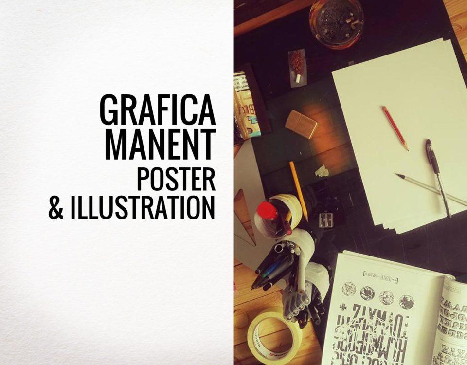 GRAFICA_MANENT POSTER & ILLUSTRATION PORTFOLIO